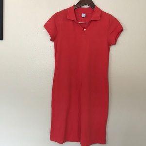 Gap factory shirt dress